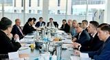 Город Хошимин продвигает сотрудничество с немецкой землей Гессен