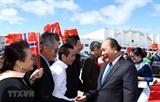Concluye primer ministro vietnamita fructífera visita a Noruega