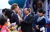 Primer ministro de Vietnam inicia su visita oficial a Suecia