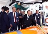 フック首相、ノルウェーで様々な活動を行う