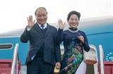 Премьер Вьетнама Нгуен Суан Фук завершил официальный визит в Норвегию