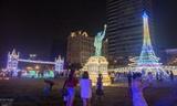 Lễ hội Ánh sáng giao lưu văn hóa Việt Hàn