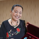 The first Vietnamese woman to win Pushkin medal