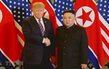 트럼프 미국대통령 김정은 친서 받아…대화물꼬 주목