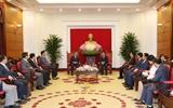 Tăng cường quan hệ hợp tác giữa hai nước và Quốc hội hai nước Việt Nam - Hàn Quốc