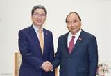 Дальнейшее содействие двусторонней торговле между Вьетнамом и Южной Кореей