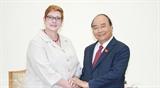 Вьетнам активизирует стратегическое сотрудничество с Австралией