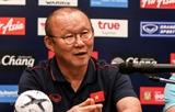 박항서 베트남축구대표팀 감독 사랑받은 베트남에서 봉사하고 싶은 마음 있다