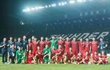 베트남 6월 FIFA 랭킹에 아시아의 15위