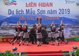 Liên hoan du lịch Mẫu Sơn 2019