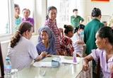 Sóc Trăng: Khám bệnh cấp thuốc tặng quà cho người nghèo khu vực biên giới biển
