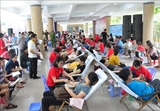 Voluntary blood donation festival takes place in Da Nang