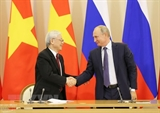 Отношения между Вьетнамом и Россией достигли новых высот