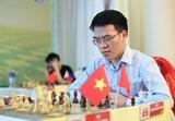 Échecs : Le Quang Liem remporte le titre de champion dAsie pour la première fois