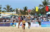 Tam Ky team triumphs at intl womens beach volleyball tourney