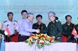 Tăng cường hợp tác quốc phòng giữa Việt Nam và Singapore