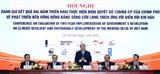 Thủ tướng Nguyễn Xuân Phúc: Hướng đến chinh phục thích ứng với biến đổi khí hậu tại Đồng bằng sông Cửu Long