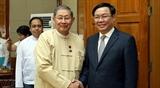 Мероприятия Вице-премьера Выонг Динь Хюэ в рамках визита в Мьянму