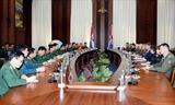 Tăng cường hợp tác quốc phòng Việt Nam và Liên bang Nga