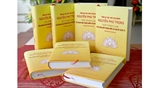 Опубликована книга о генсеке ЦК КПВ президенте СРВ Нгуен Фу Чонге
