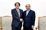 Le Premier ministre Nguyen Xuan Phuc reçoit lambassadeur du Japon