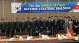 Вьетнам и Южная Корея содействуют сотрудничеству в области обороны