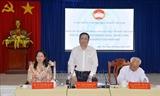 Председатель ЦК ОФВ Чан Тхань Ман провел диалог с последователями Буддизма хоа-хао
