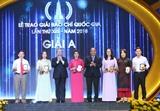 TTXVN đoạt 5 giải cao tại Giải Báo chí Quốc gia lần thứ XIII năm 2018