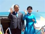 Le PM arrive à Bangkok pour le 34e Sommet de lASEAN