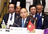 Премьер-министр Вьетнама принял участие в пленарном заседании 34-го саммита АСЕАН