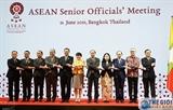 В Бангкоке открылась министерская конференция АСЕАН