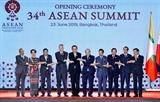 Reunión a puerta cerrada en Cumbre de la ASEAN en Tailandia