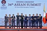 Премьер-министр Вьетнама принял участие в церемонии открытия 34-го саммита АСЕАН