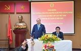 Премьер-министр Вьетнама встретился с представителями вьетнамской диаспоры в Таиланде