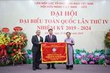 Thứ trưởng Bộ Công Thương Đỗ Thắng Hải được bầu làm Chủ tịch Hội hữu nghị Việt Nam-Séc