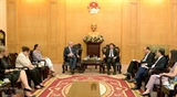 Укрепляется сотрудничество между Вьетнамом и Австралией