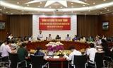 Вице-президент Данг Тхи Нгок Тхинь совершилила рабочую поездку в провинцию Лаокай