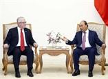 Активно развиваются вьетнамско-австралийские отношения