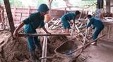 Các tỉnh miền núi phía Bắc khẩn trương khắc phục hậu quả mưa lũ