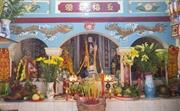Goddess worship festival features southern folk art