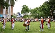 Khám phá các trò chơi dân gian đặc sắc xứ Kim Chi trên đất Việt