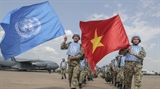 ベトナム、持続可能な平和のためのパートナー