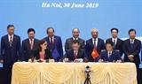 Vietnam-UE: nouvelles opportunités de coopération grâce aux accords EVFTA et  EVIPA