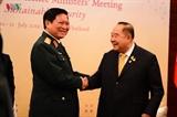 베트남 고위급 군대표단 제 13차 ASEAN 국방장관회의 참석