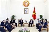 Содействие отношениям всеобъемлющего партнерства между Вьетнамом и Канадой