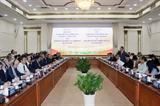 Lãnh đạo Thành phố Hồ Chí Minh gặp Hiệp hội Doanh nghiệp châu Âu tại Việt Nam
