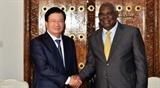 Вьетнам готов быть мостом для проникновения товаров Танзании в АСЕАН