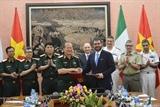 В Ханое прошел 3-й вьетнамо-итальянский диалог по оборонной политике