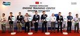 두산인프라코어 베트남에 '엔진 트레이닝 센터 설립