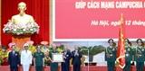 Lực lượng chuyên gia Việt Nam giúp cách mạng Campuchia giai đoạn 1979 – 1989 đón nhận Huân chương Sao Vàng